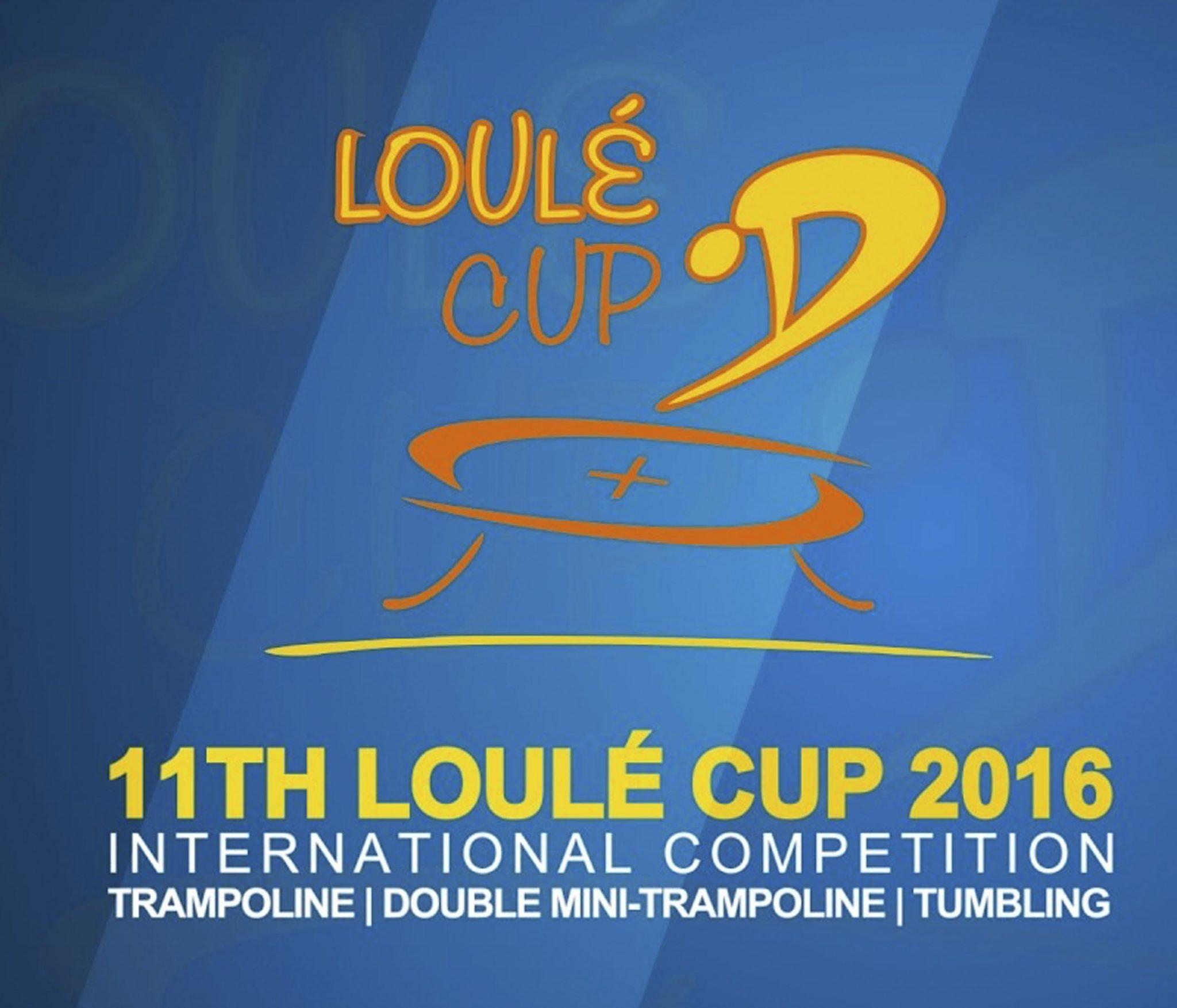 Loulé Cup – competição internacional 2016