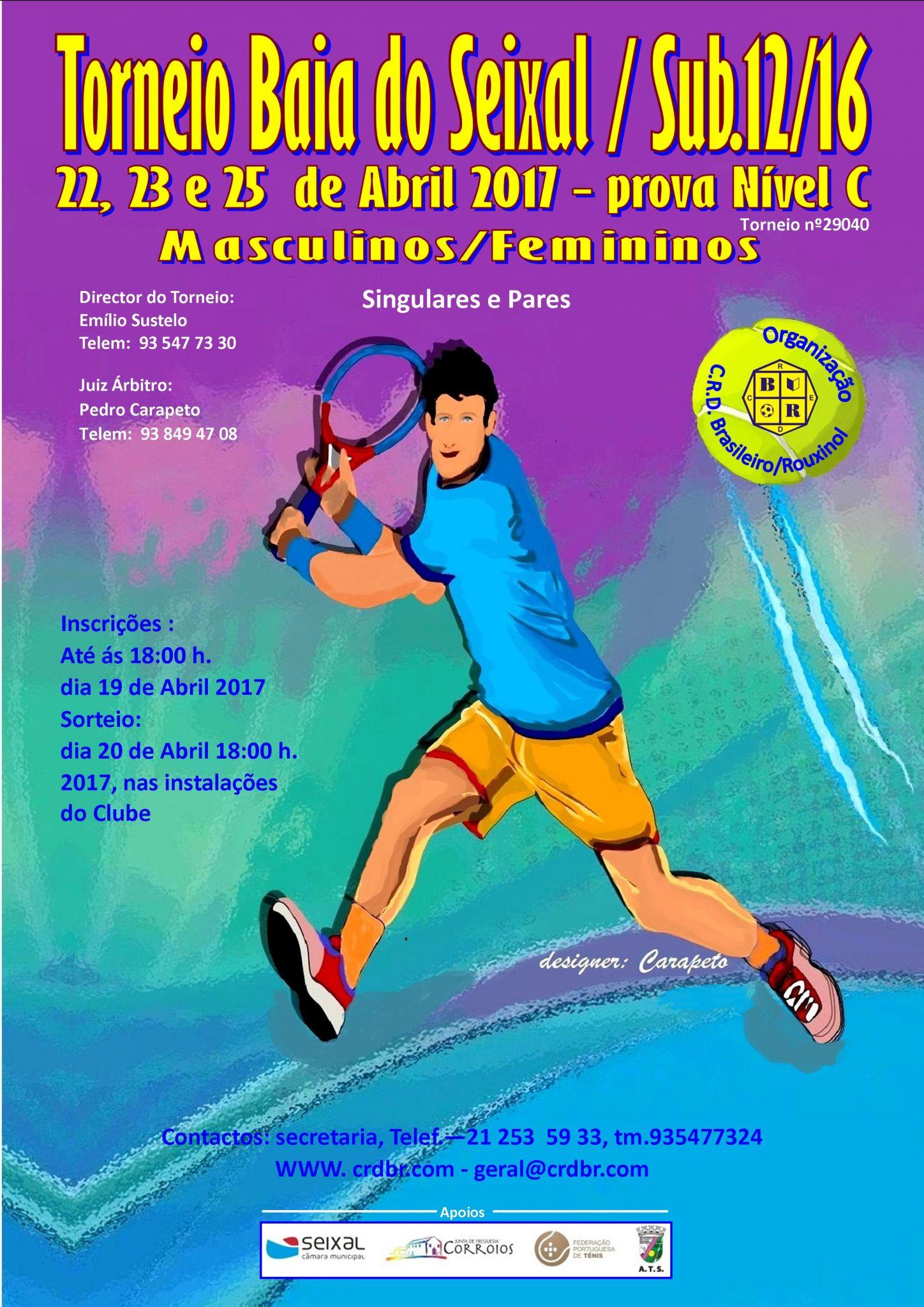 Torneio Baia do Seixal Sub 12/Sub16