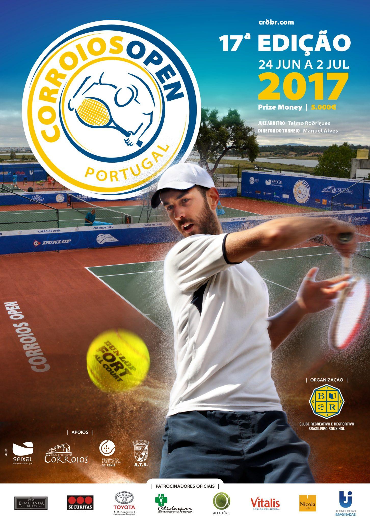 Corroios Open 17ª Edição – 2017